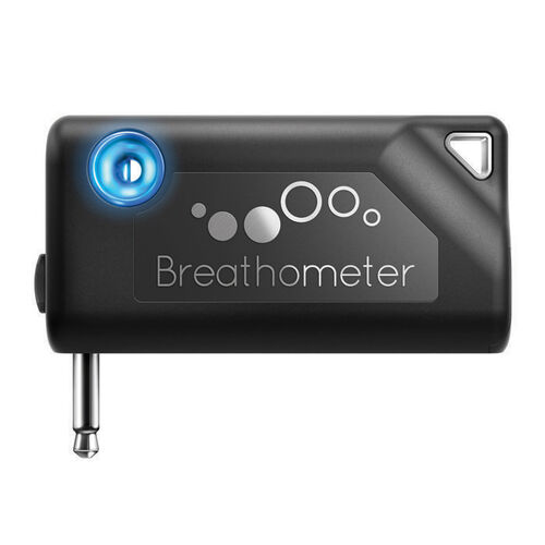 Breathometer™—The Smart Breathalyzer